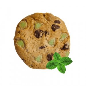 Mint Chocolate Chip Cookie